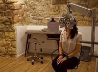 Optcien Colmar control test analyse de vue BEST FACTORY optométrie